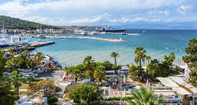The Port of Çeşme (iStock Photo)