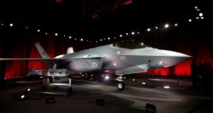 'Lockheed to suffer if F-35 sale to Turkey blocked'