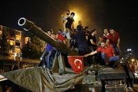 Timeline of the July 15 Gülenist coup attempt