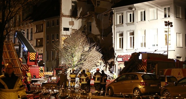 Up to 20 injured in Belgium blast; terrorism ruled out