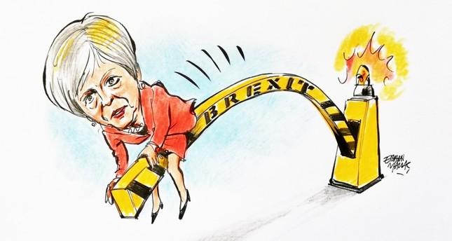Theresa May's legacy: Destroyed by archrivals, or herself?