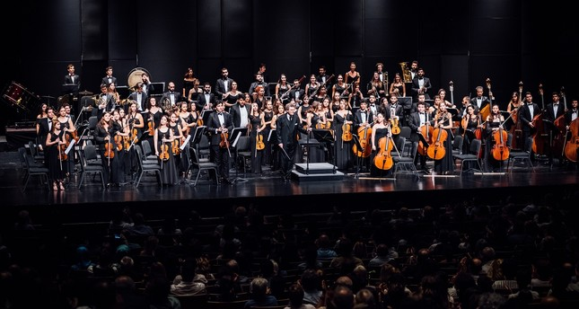 Turkish National Youth Philharmonic Orchestra gets ready for new season