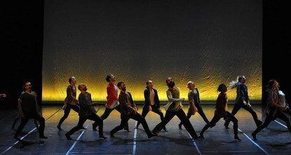 Dynamic dance show Elektronika to perform in Istanbul