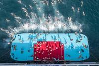 Turkish, N. Cypriot swimmers take 1st in Bosporus race
