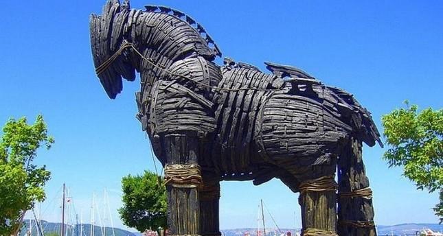 مدينة طروادة الأثرية غربي تركيا تستقبل 233 ألف زائر خلال 6 أشهر