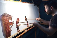 Festival showcases Turkish shadow theater tradition