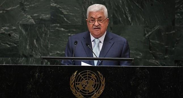 الرئيس الفلسطيني يدعو واشنطن للتراجع عن قراراتها الأحادية