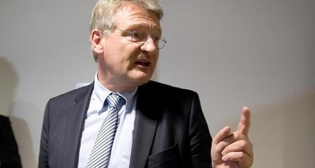 Jörg Meuthen - Vorsitzender der AfD-Fraktion von Baden-Württemberg (Foto: DPA)