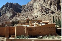 Egypt reopened on Saturday an ancient library which holds thousands of centuries-old religious and historical manuscripts at the famed St. Catherine Monastery, a UNESCO World Heritage site, in...