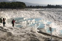 2.5 million visitors in 11 months enjoy globally-recognized Pamukkale travertines