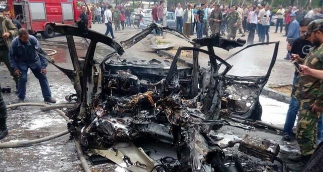 قتلى وجرحى في تفجير وقع بمدينة منبج