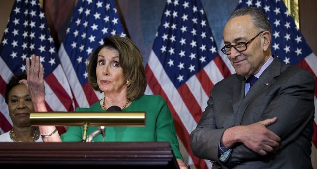 House Lawmakers Agree On Need For >> Us Lawmakers Agree On 1t Government Wide Funding Bill Daily Sabah