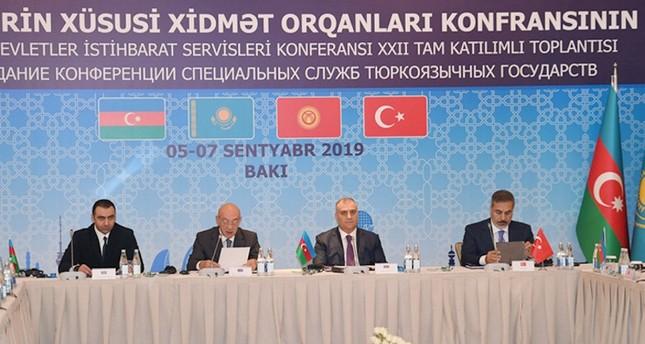 أذربيجان تستضيف اجتماعا لمؤتمر وكالات استخبارات المجلس التركي