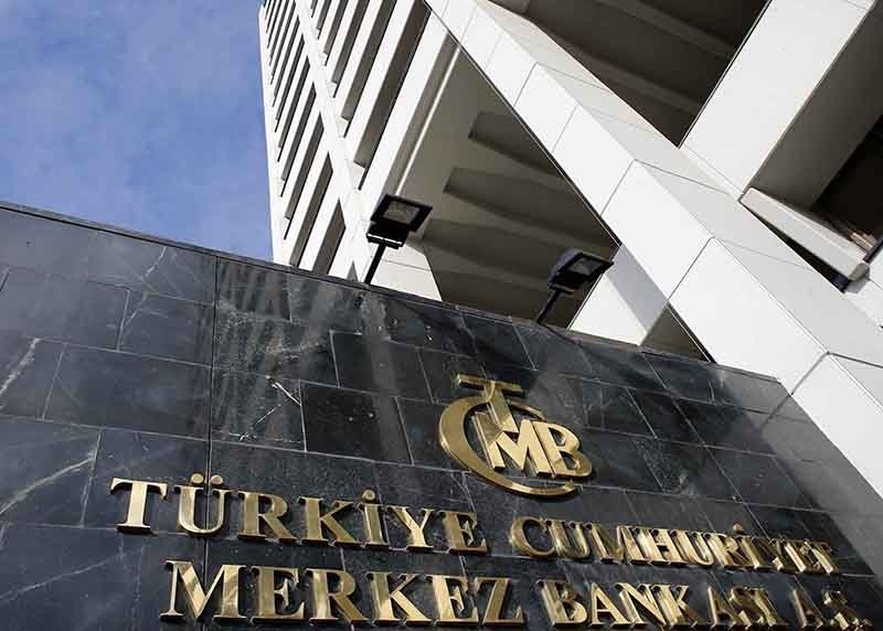 Turkey's Central Bank headquarters is seen in Ankara (Reuters File Photo)