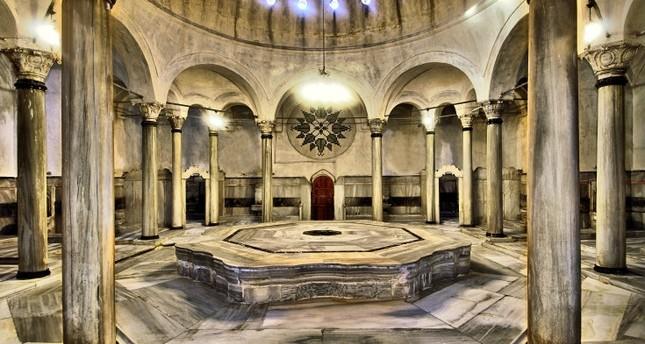 Çemberlitaş Bath