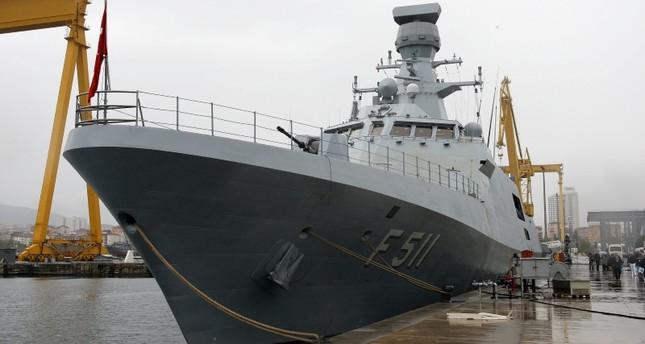 تركيا تفوز بمناقصة بيع 4 سفن حربية لباكستان