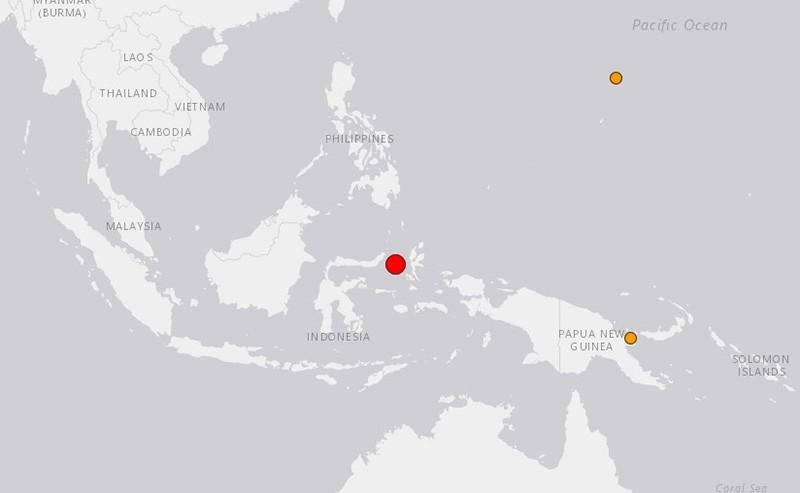 6 9 magnitude earthquake strikes Indonesia - Daily Sabah