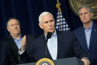 VP Pence to travel to Middle East next week following postponement