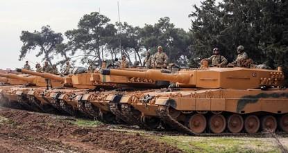 Vor einer Sitzung des UN-Sicherheitsrats zu Syrien hat die Türkei sich entschlossen gezeigt, ihre Offensive gegen die Volksschutzseinheiten (YPG) in der syrischen Region Afrin zu Ende zu führen....