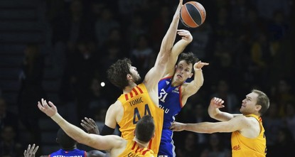 pRound 6 of the Turkish Airlines EuroLeague starts today with must-see clashes. In the Catalonia region, Barcelona Lassa (2-3) is set to face-off against a struggling Anadolu Efes (0-5). Rebounding...