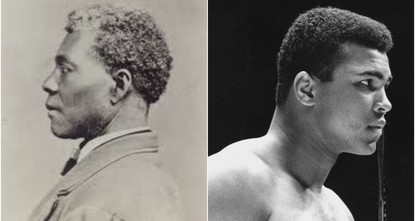 Muhammad Ali's ancestry traced back to heroic slave
