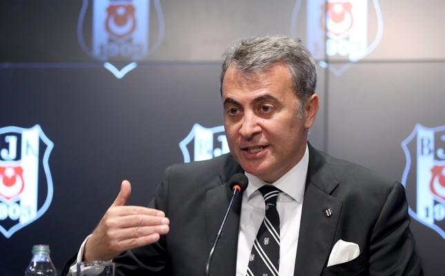Beşiktaş President Fikret Orman