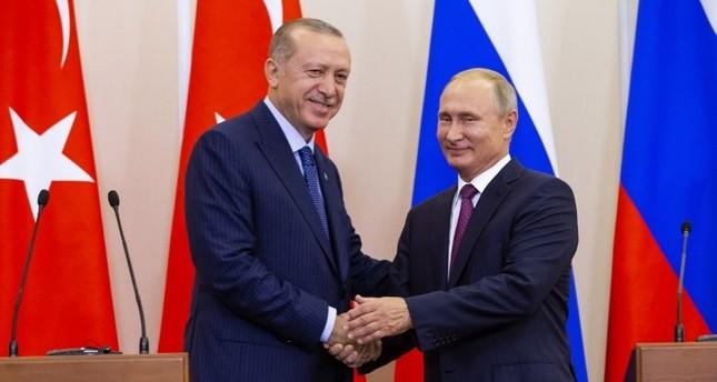 الأمم المتحدة تصف الاجتماع بين أردوغان وبوتين بأنه في غاية الأهمية