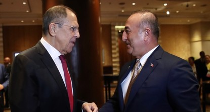 S-400's no problem for NATO: FM Çavuşoğlu