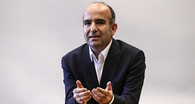Senior Gülenist Abdülhamit Bilici