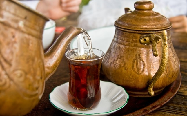 Gourmets head to Turkey's Black Sea for tea championship