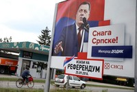 Serb referendum threatens to raise ethnic tensions in Bosnia