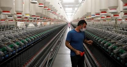 Turkish industries push limits to meet demand amid virus outbreak