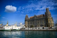Back on track: Istanbul's Haydarpaşa returns to its glory