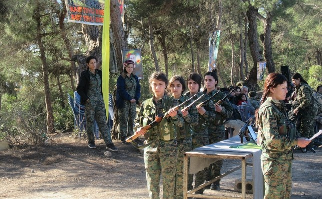 International rights groups have documented that children in conflict areas have been exploited by the YPG as child soldiers.