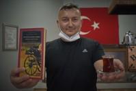 مراد يانماز صاحب مبادرة قراءت خانة الأناضول
