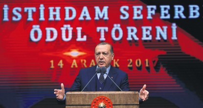 pEarlier this year, President Recep Tayyip Erdoğan launched an employment mobilization campaign in the Turkish Economy Council organized by the Union of Chambers and Commodity Exchanges (TOBB)....