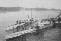 |U-Boote der deutschen Marinekorps