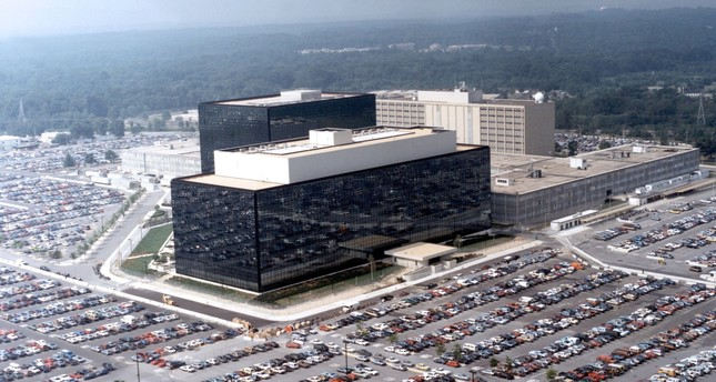 This undated photo provided by the National Security Agency (NSA) shows its headquarters in Fort Meade, Maryland. (FILE Photo)