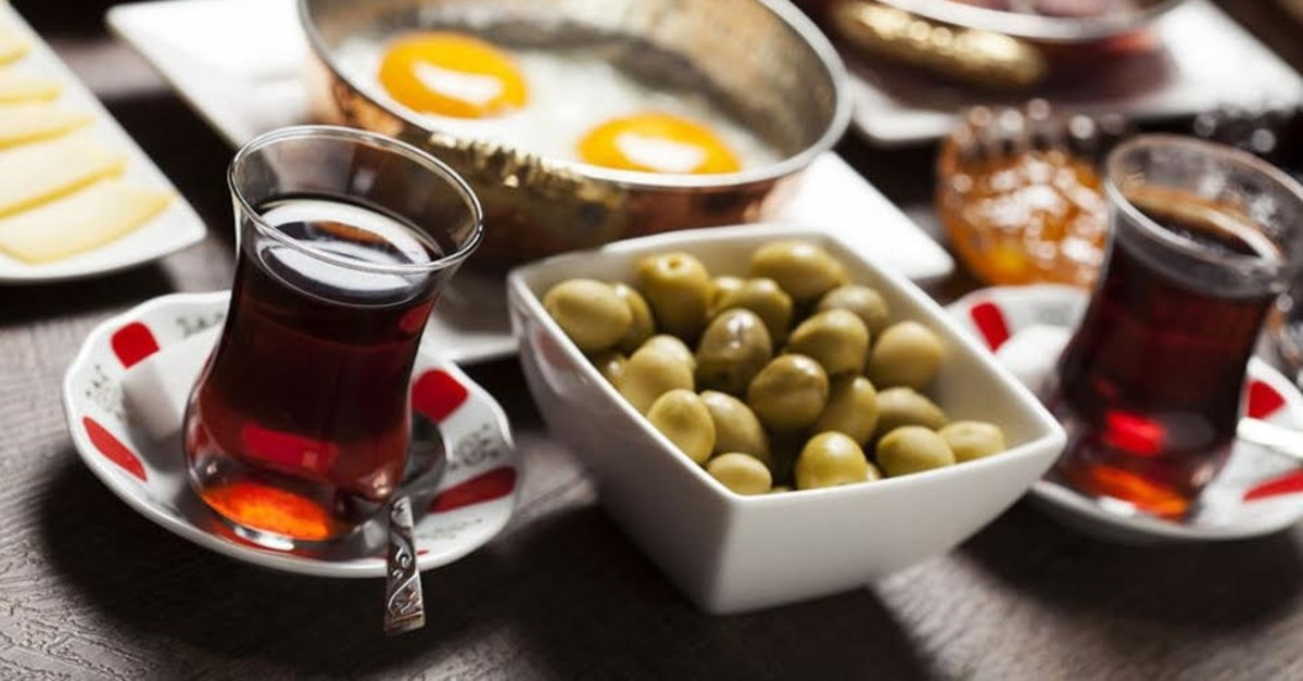 Breakfast is the most important meal for the Turks and they do have not refrain from taking it to the next level.
