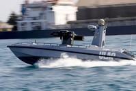 السفينة البحرية المسلحة غير المأهولة SIDA محلية الصنع