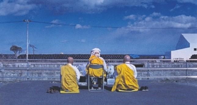 """Still from the film """"Half Life in Fukushima."""""""