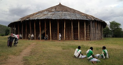 pThe Ethiopian religious site of Teru Sina, which features unique architectural characteristics, provides a successful model of religious tolerance with its opportunities for religious learning and...