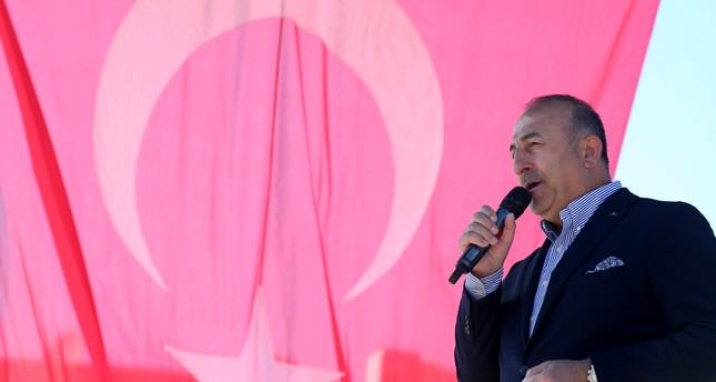 FM Çavuşoğlu discusses Syria with Russia's Lavrov and Saudi FM