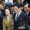 Samsung heir arrested in bribery probe