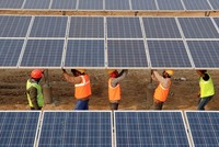 As India offers up cash and advice, sunny nations form a solar alliance