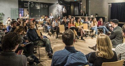 pOrganized by Yabangee, a website devoted to expat life and activities in Istanbul, the new monthly talk series, Expat Spotlight, showcases a half dozen expats who share their inspiring...