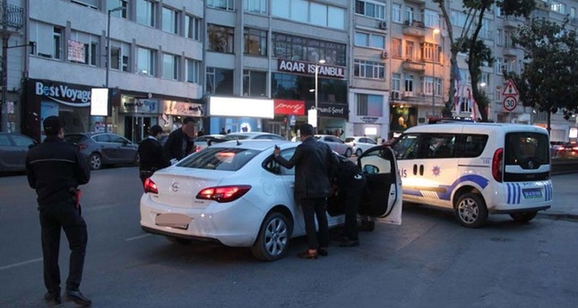 Nationwide public order ops carried out in Turkey