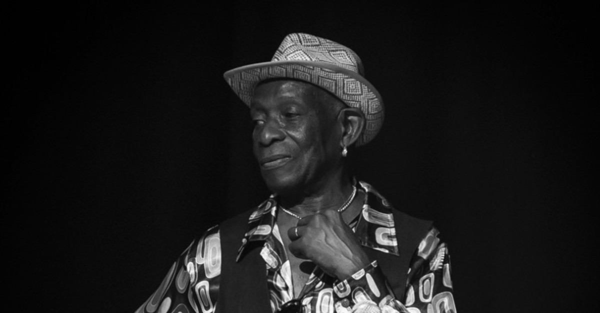 Tony Allen will sweep the stage at Babylon on Feb. 28.