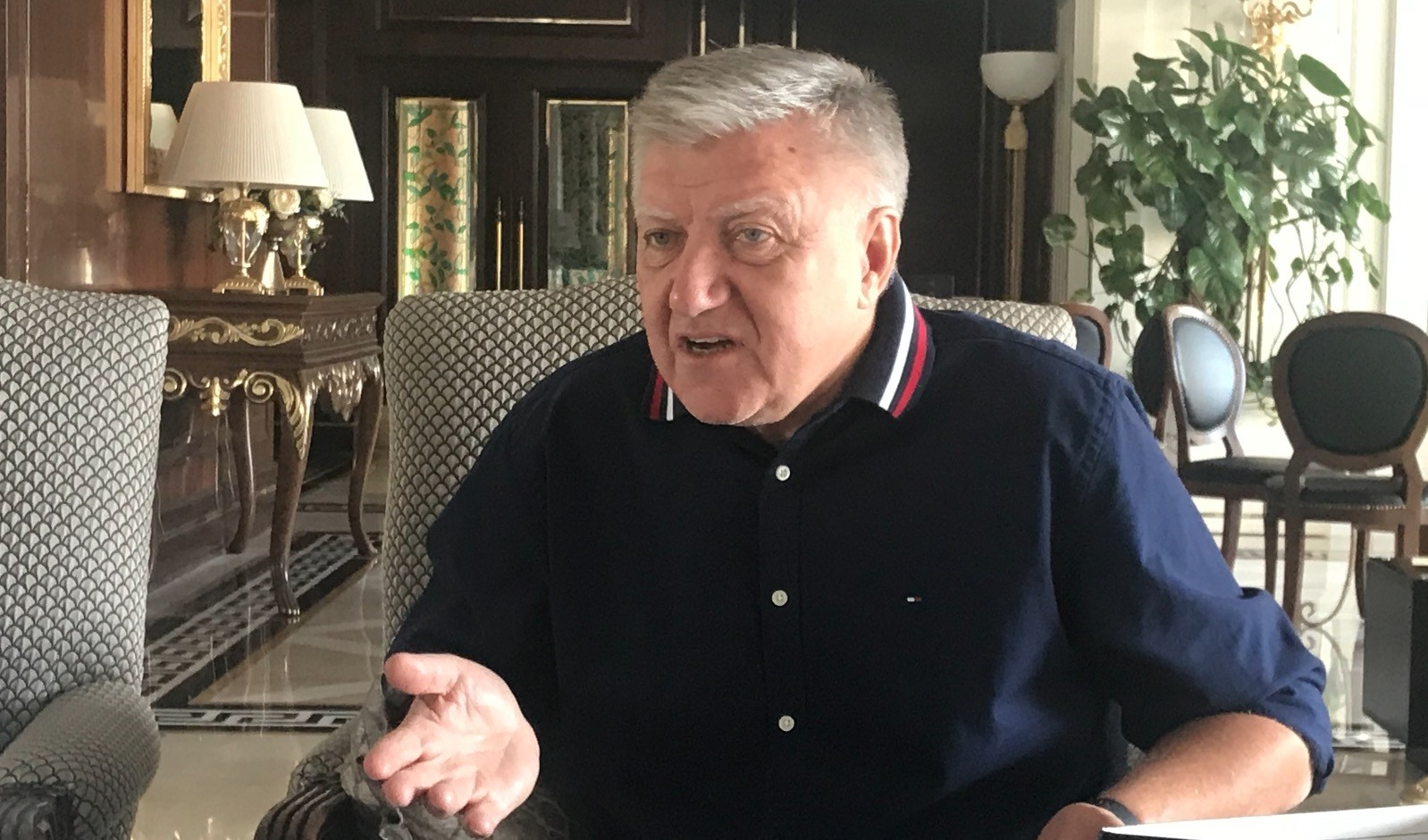 Regarding the Syrian crises, Vladimir Shmakov indicated that the firm cooperation between Russia and Turkey has proven the strategic alignment that enabled demilitarization in Syriau2019s Idlib, referring to recent Sochi deal between the two countries.