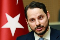 Turkey will take steps to bring inflation down to single digits, Treasury and Finance Minister Albayrak says